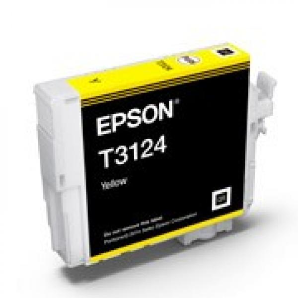 EPSON Ultra Chrome Hi-gloss2 Yellow Ink C13T312400