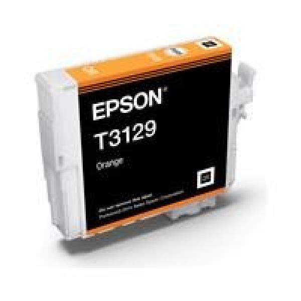 EPSON Ultra Chrome Hi-gloss2 Orange Ink C13T312900