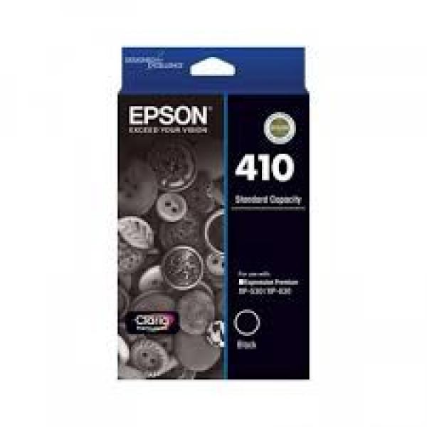 EPSON 410 Std Capacity Claria Premium - Black C13T337192