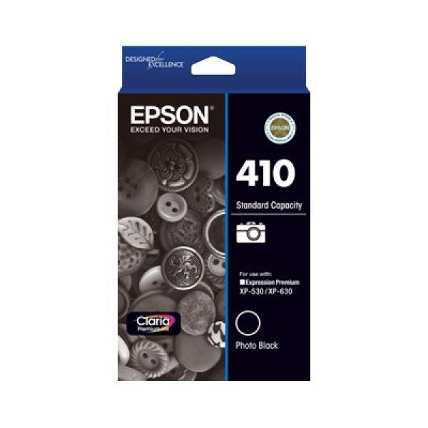 EPSON 410 Std Capacity Claria Premium - Photo C13T338192