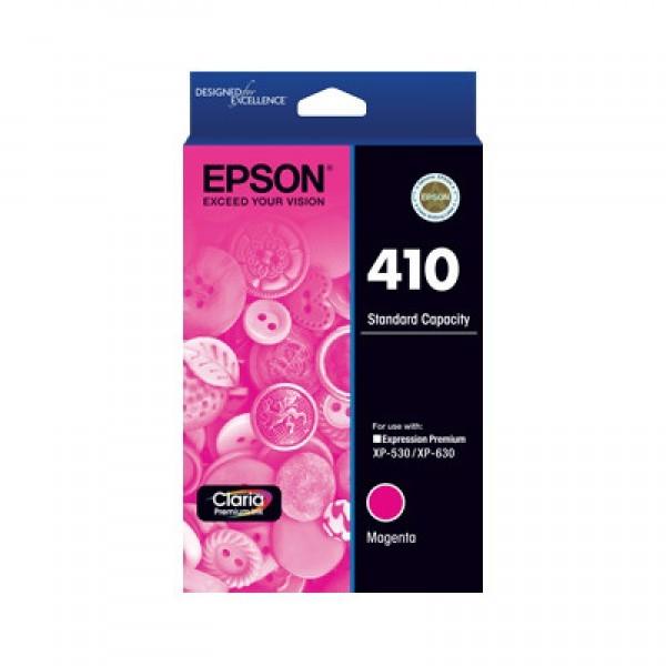 EPSON 410 Std Capacity Claria Premium - Magenta C13T338392