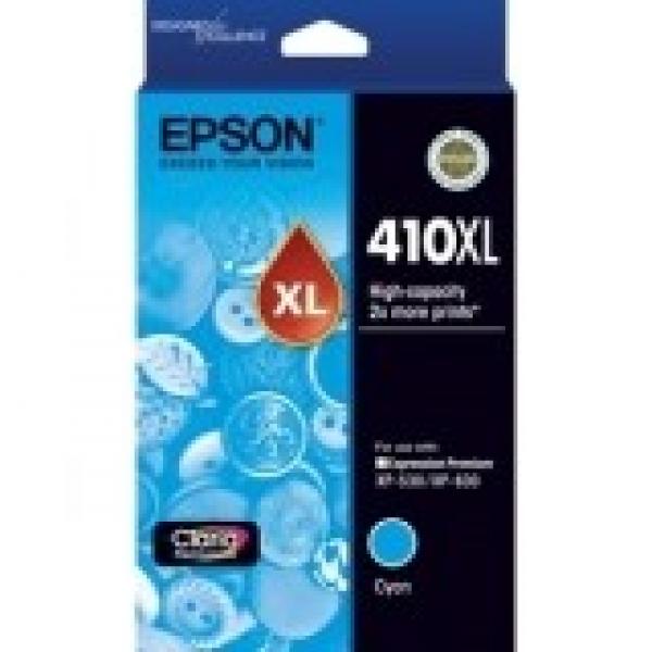 EPSON 410xl High Capacity Claria Premium - Cyan C13T340292