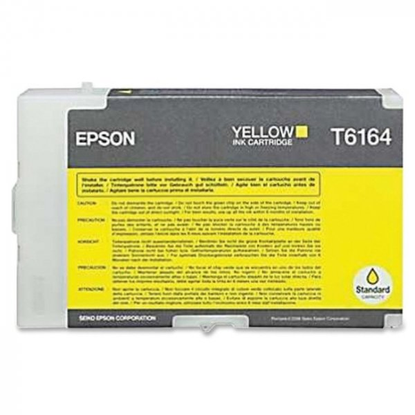 EPSON Standard Capacity Yellow Ink Cartridge C13T616400
