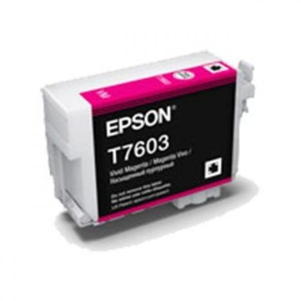 EPSON Ultrachrome Hd Ink Surecolor Cs-p600 Vivd C13T760300