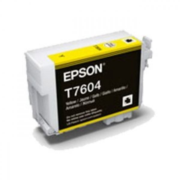 EPSON Ultrachrome Hd Ink Surecolor Cs-p600 C13T760400