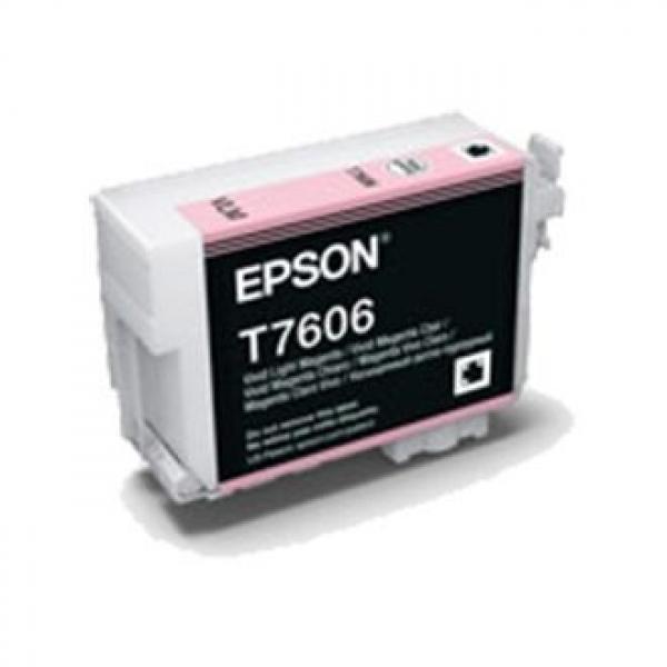 EPSON Ultrachrome Hd Ink Surecolor Cs-p600 Vivd C13T760600