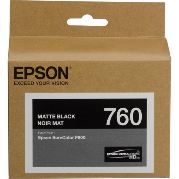 EPSON Ultrachrome Hd Ink Surecolor Cs-p600 C13T760800