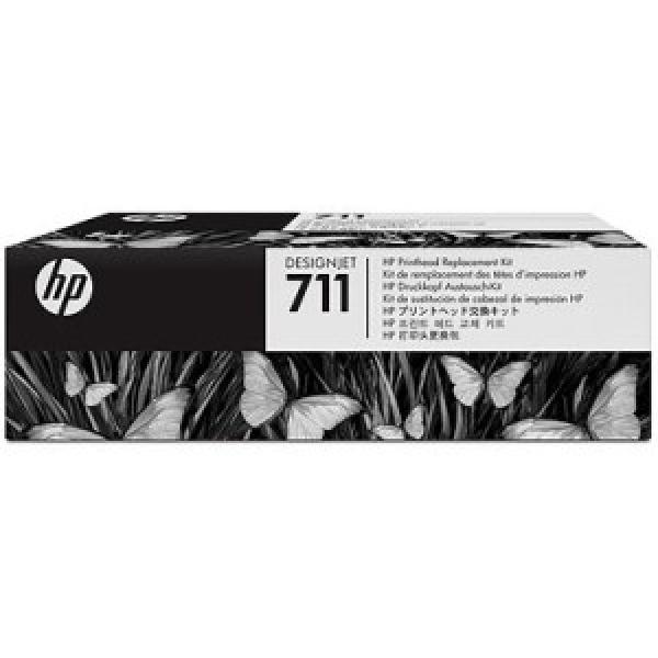 HP  711 Designjet Printhead Replacement Kit C1Q10A