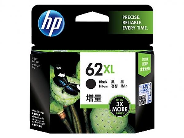 HP  62xl Black Ink C2P05AA