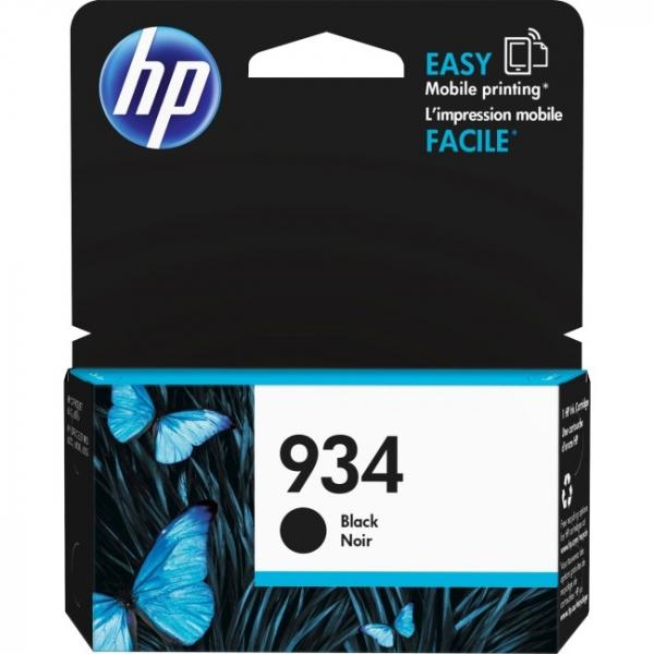 HP 934 Black Ink Cartridge For Oj Pro C2P19AA