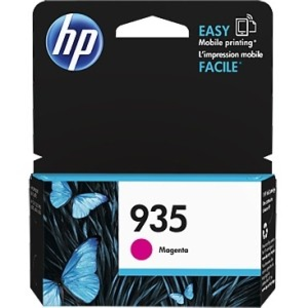 HP 935 Magenta Ink Cartridge For Oj Pro C2P21AA