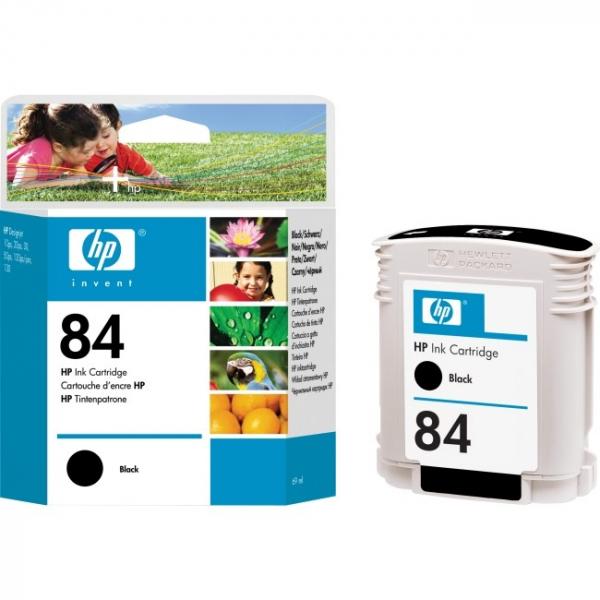 HP  84 Black Ink 69ml C5016A