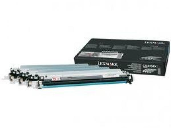 LEXMARK Photoconductor Kit 4 Pack Yield 4 X 20k C53034X