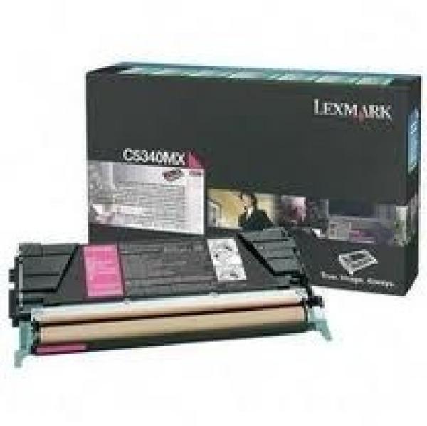 LEXMARK Magenta Toner Return Program Yield 7000 C5340MX