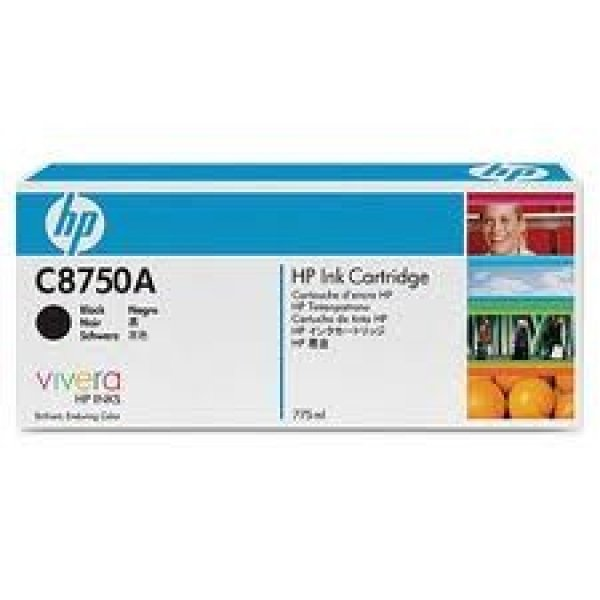 HP Cm8060 Mfp Black Ink C8750A