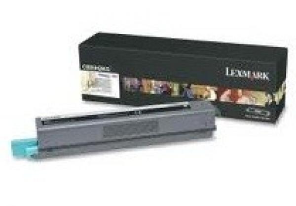 LEXMARK Black Toner Yield 8500 Pages For C925H2KG
