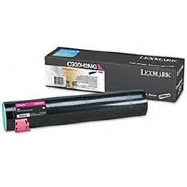 LEXMARK Magenta Toner Yield 24000 Pages For C930H2MG