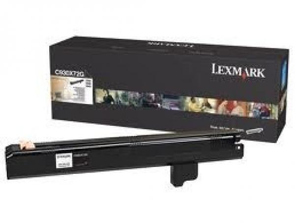 LEXMARK Black Photo Conductor Kit Yield 50000 C930X72G