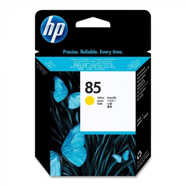 HP  85 Yellow Printhead For DesignJet C9422A
