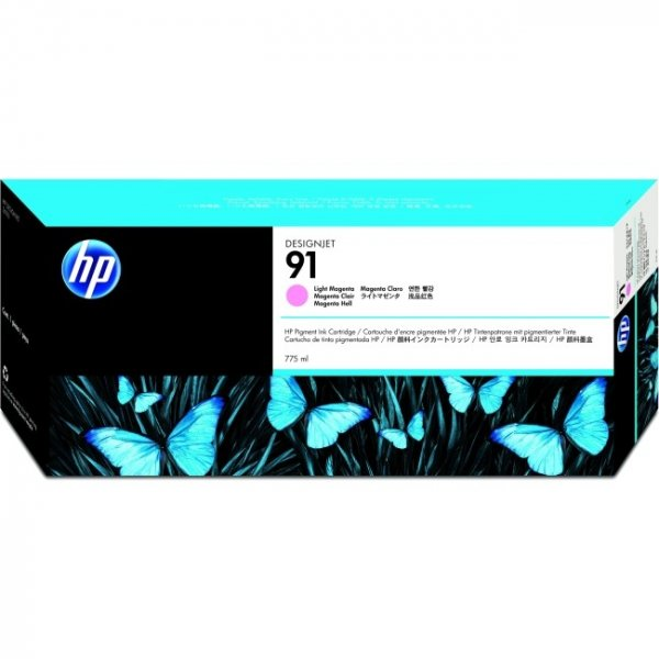 HP  91 Light Magenta Ink C9471A