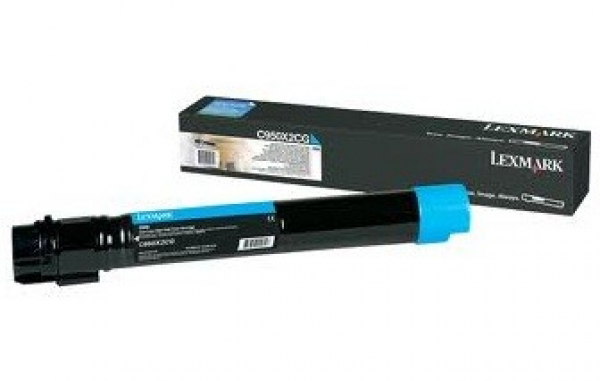 LEXMARK C950 Cyan Toner C950X2CG