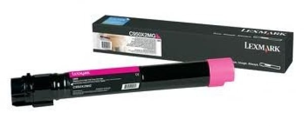 LEXMARK C950 Magenta Toner C950X2MG