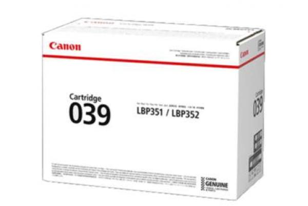 CANON  Cartridge Suits Suits Lbp351x/352x 11k ( CART039