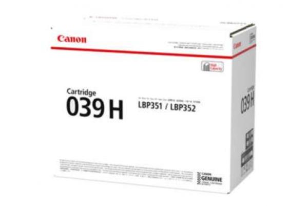 CANON  Cartridge Suits Lbp351x/352x 25k ( CART039II