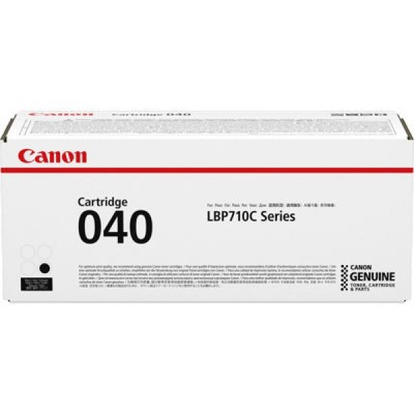 CANON  Black Toner For Lbp-712cx ( Cart040bk CART040BK