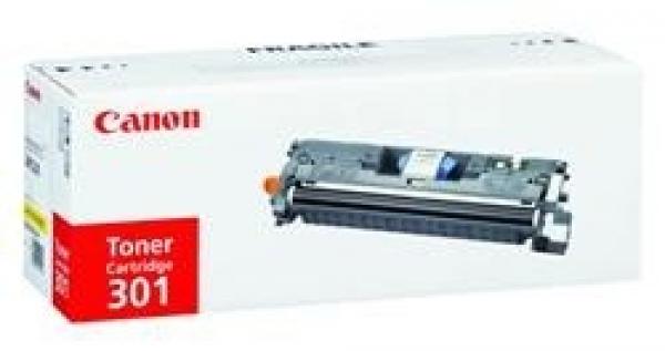 CANON Yellow Toner Lbp5200/8180 CART301Y