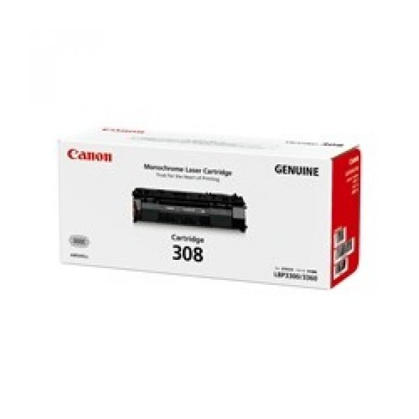 CANON Lbp3300: Black Toner CART308