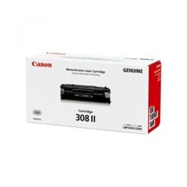 CANON Lbp 3300: Black Toner H/y CART308II