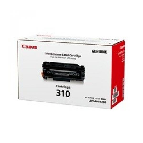 CANON Lbp3460: Black L/y Toner CART310