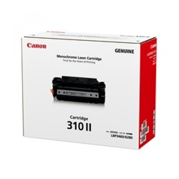 CANON Lbp3460: Black H/y Toner CART310II