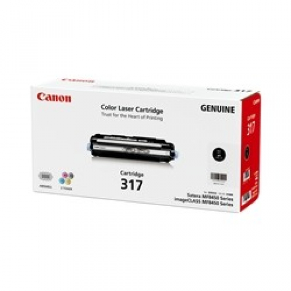 CANON Black Cartridge For CART317BK