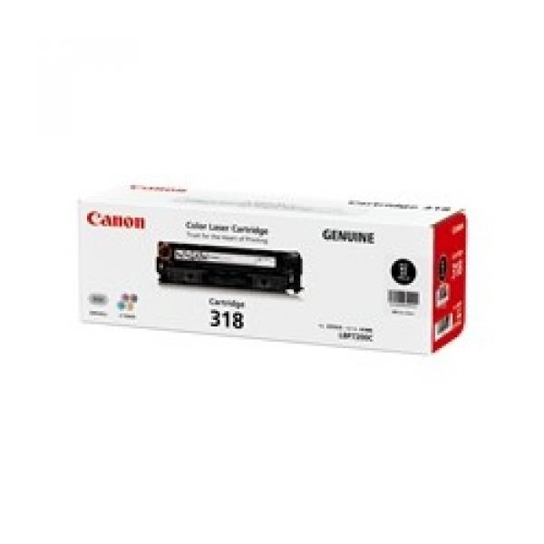 CANON New Black Toner Cartridge For CART318BK