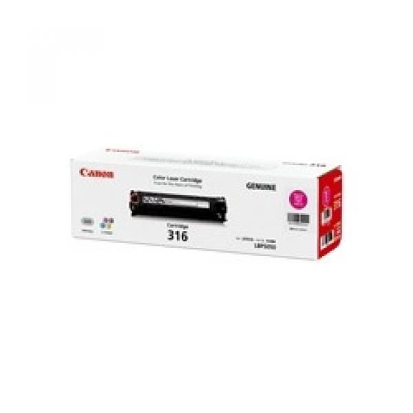 CANON Magenta Toner Cartridge For CART318M
