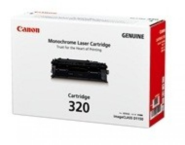 CANON Black Toner Cartridge CART320BK