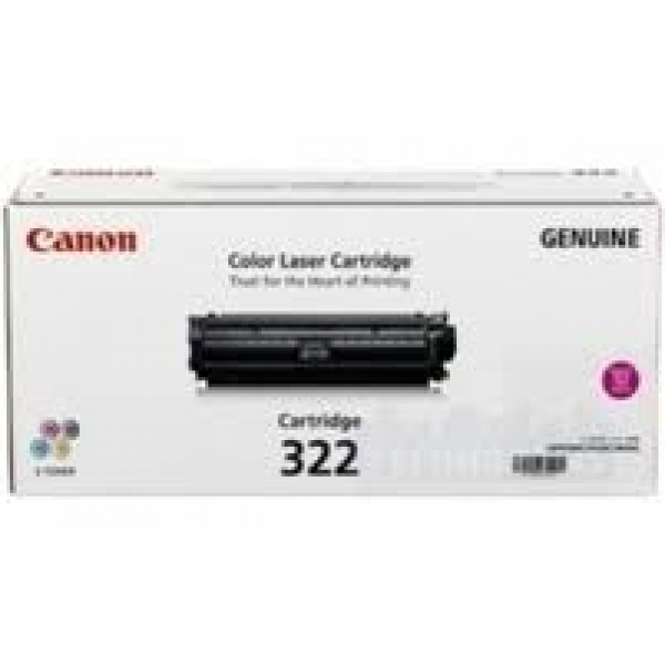 CANON Magenta Toner Cartridge CART322M