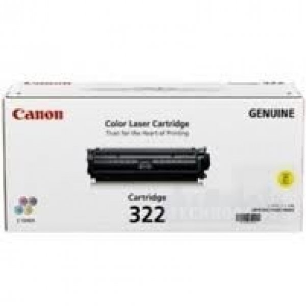 CANON Yellow Cartridge For CART322Y