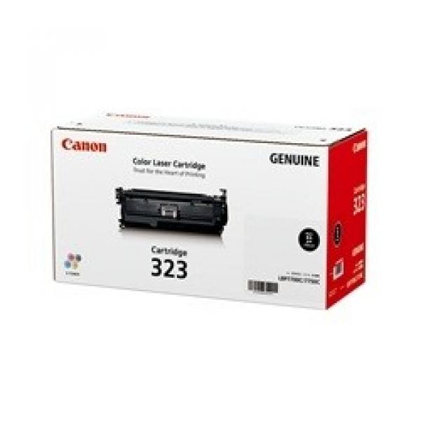 CANON Black Toner Cartridge For CART323BK