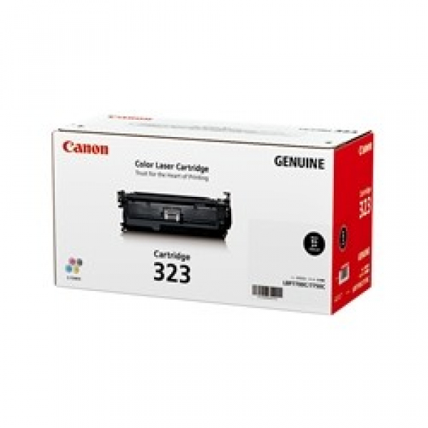 CANON High Capacity Black Toner Cartridge CART323BKII