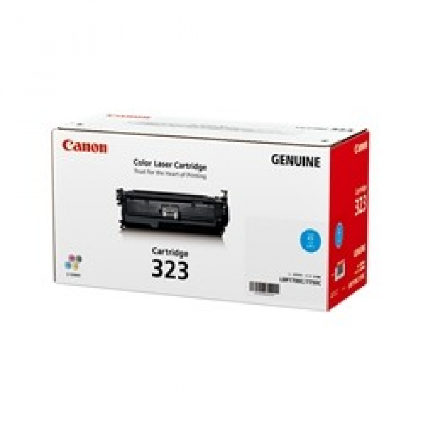 CANON Cyan Toner Cartridge For CART323C