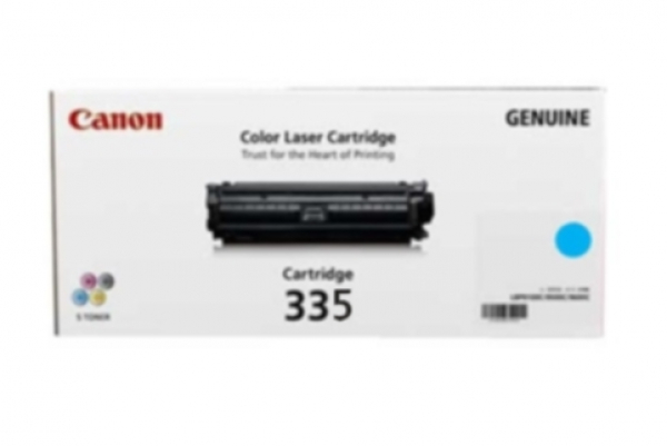 Canon Cart335cl Cyan Toner For Lbp841cdn 7.4k ( Cart335ec )