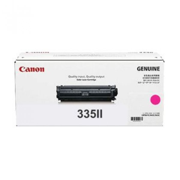 Canon H High Yield Magenta Toner For Lbp841cdn 16.5k (CART335M)