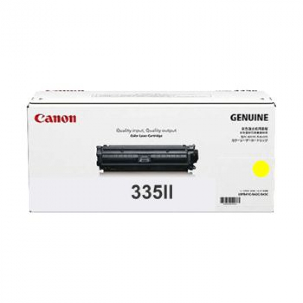 Canon H High Yield Yellow Toner For Lbp841cdn 16.5k (CART335Y)