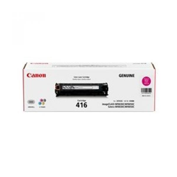CANON Magenta Cartridge For CART416M