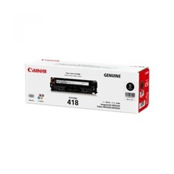 CANON Black Cartridge For CART418BK