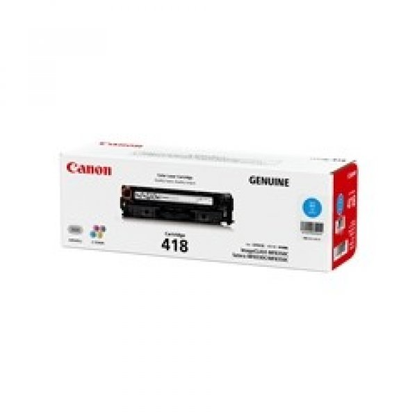 CANON Cyan Cartridge For CART418C