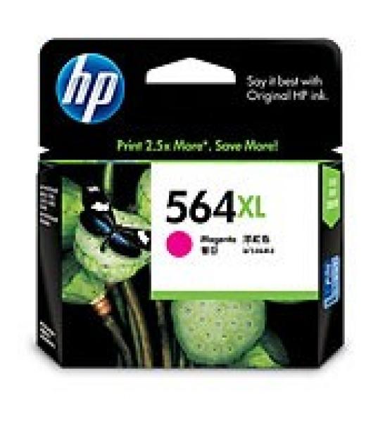 HP  564xl Magenta Ink Cartridge CB324WA